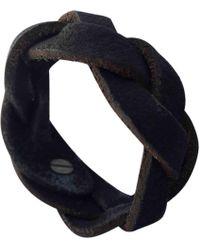 Maison Margiela - Leather Jewellery - Lyst