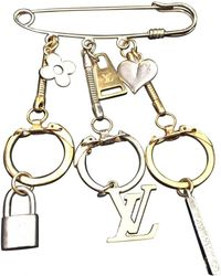 Louis Vuitton - Charm Brooch - Lyst