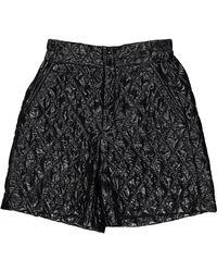 Moncler Pantalones en sintético negro