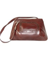Delvaux - Pre-owned Leather Handbag - Lyst