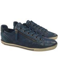 a83709c095e Lyst - Louis Vuitton Damier Cap-toe Sneakers Brown in Brown for Men