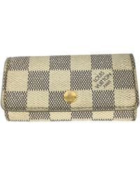 Louis Vuitton | Pre-owned Cloth Key Ring | Lyst