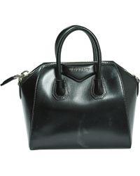 Givenchy Antigona Black Leather