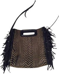Maje - Leather Handbag - Lyst