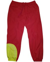 Supreme - Pre-owned Trousers - Lyst