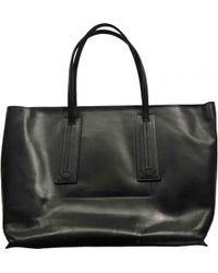 Rick Owens - Pre-owned Black Leather Bags - Lyst
