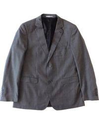 Balmain - Pre-owned Wool Jacket - Lyst