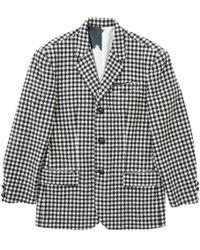 Jean Paul Gaultier - Pre-owned Wool Vest - Lyst
