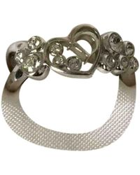 Dior - Pre-owned Ring - Lyst