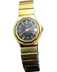 Fred - Vintage Yellow Other Watches - Lyst