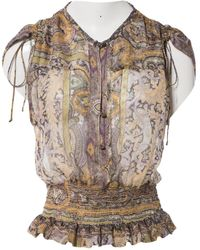 Isabel Marant | Pre-owned Silk Blouse | Lyst