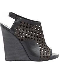 Proenza Schouler - Leather Heels - Lyst
