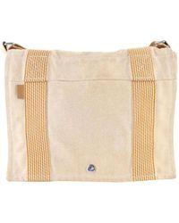 Hermès - Pre-owned Cloth Crossbody Bag - Lyst
