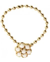 Ginette NY - Yellow Gold Ring - Lyst