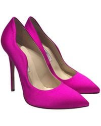Brian Atwood - Leinen Pumps - Lyst