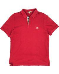 4d90616d47 T-shirts Burberry homme à partir de 35 € - Lyst