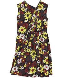 Marni - Pre-owned Multicolour Cotton Dresses - Lyst