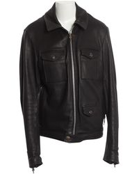 Chrome Hearts - Leather Jacket - Lyst
