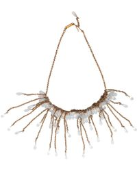 Marc Jacobs - Pre-owned Gold Metal Necklaces - Lyst