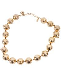 Chanel - Pre-owned Gold Metal Necklaces - Lyst
