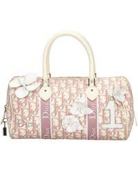 Dior - Pre-owned Cloth Handbag - Lyst