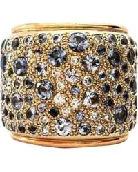 Pomellato - Sabbia Pink Gold Ring - Lyst
