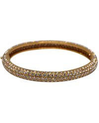 Cartier - Pre-owned Vintage Gold Yellow Gold Bracelets - Lyst