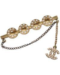 Chanel - Pin & Brooche - Lyst