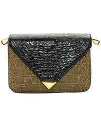 Alexander Wang - Prisma Leather Crossbody Bag - Lyst