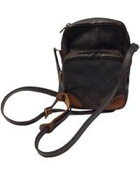 3cfb5b33e0ac Lyst - Louis Vuitton Monogram Danube Shoulder Bag M45266 in Brown