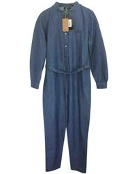 A.P.C. - Pre-owned Jumpsuit - Lyst