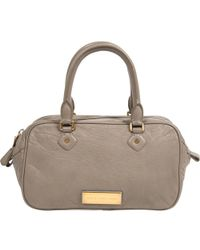 Marc By Marc Jacobs - Grey Leather - Lyst
