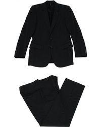 Dior - Costume en laine - Lyst
