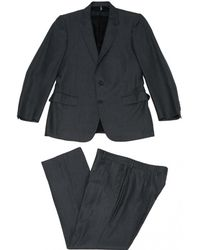 Dior - Wool Suit - Lyst