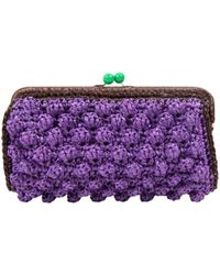 Missoni - Purple Other Clutch Bag - Lyst