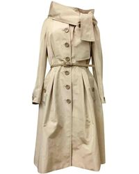 Dior - Silk Trench Coat - Lyst