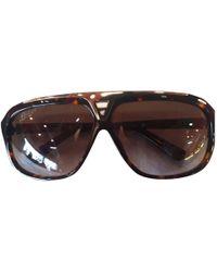 c2439532b20de Louis Vuitton Z 0986 U Supreme City Mask Spsunglasses Black Plat ...