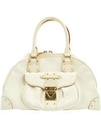 Louis Vuitton | Pre-owned Leather Handbag | Lyst