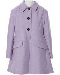 16bf5bdf193 Lyst - Women s Miu Miu Coats Online Sale