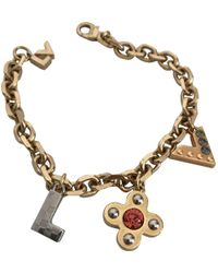 Louis Vuitton - Metal Bracelet - Lyst