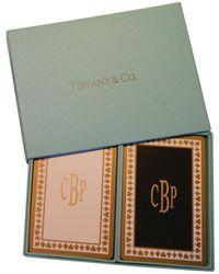 Tiffany & Co. - Card Game - Lyst