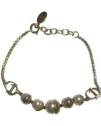 Dior - Pre-owned Perles Bracelet - Lyst