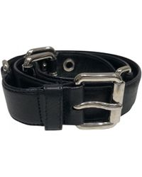 Miu Miu - Leather Belt - Lyst