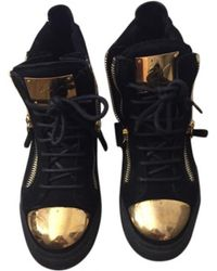 Giuseppe Zanotti - Pre-owned Black Other Trainers - Lyst