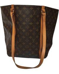 Louis Vuitton - Cloth Tote - Lyst