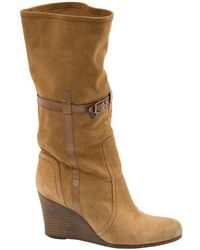 Outlet From China Pre-owned - Cloth western boots Barbara Bui Cheap Sale Pick A Best o1sYxJ