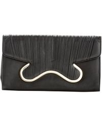 Christian Louboutin - Pre-owned Leather Clutch Purse - Lyst