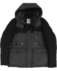 Moncler - Pre-owned Wool Jacket - Lyst