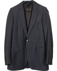 Dior Blue Wool