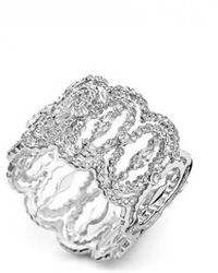 Messika - Other White Gold Ring - Lyst